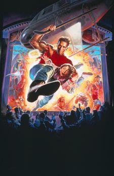 Last Action Hero - LAST ACTION HERO - Artwork - Bildquelle: 1993 Columbia Pic...
