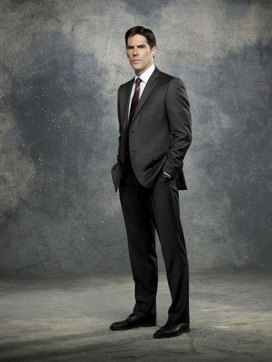 (7. Staffel) - Sorgt für Gerechtigkeit: Agent Aaron Hotchner (Thomas Gibson) ... - Bildquelle: ABC Studios