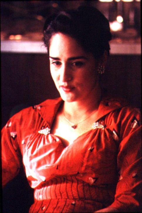 Immer wieder kann sich Anne Crawford (Tina Holmes) über die Rücksichtslosigkeit ihres Mannes nur wundern ... - Bildquelle: TM &   DREAMWORKS LLC.All Rights Reserved