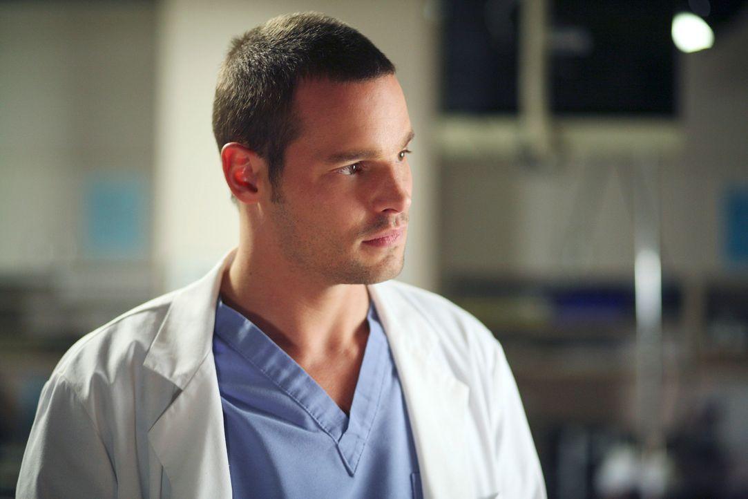 Alex (Justin Chambers) erkundigt sich bei Addison nach dem Befinden ihrer jungen Patientin – wodurch Addison etwas verwundert reagiert ... - Bildquelle: Touchstone Television