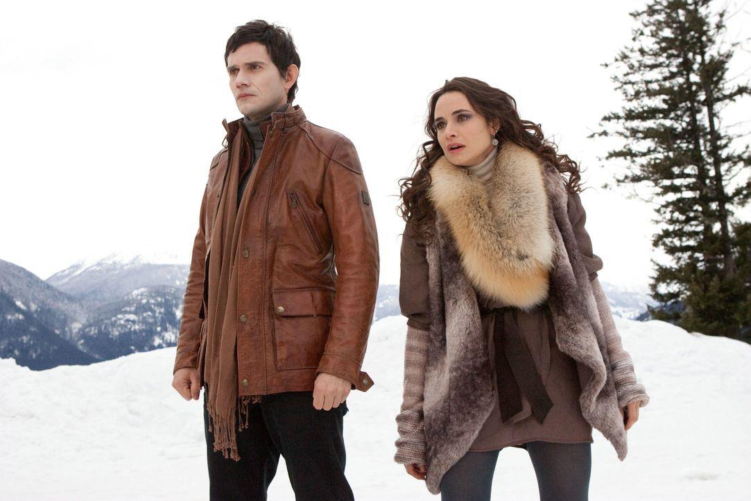 Eleazar und Carmen, helfen auch sie? - Bildquelle: 2012 Summit Entertainment, LLC. All rights reserved.