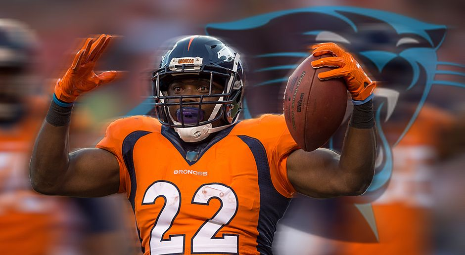 C.J. Anderson (Carolina Panthers) - Bildquelle: Getty Images