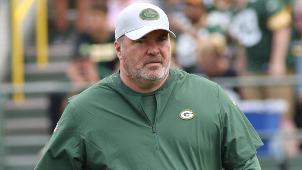 26. Mike McCarthy (Green Bay Packers) - Bildquelle: imago/Icon SMI
