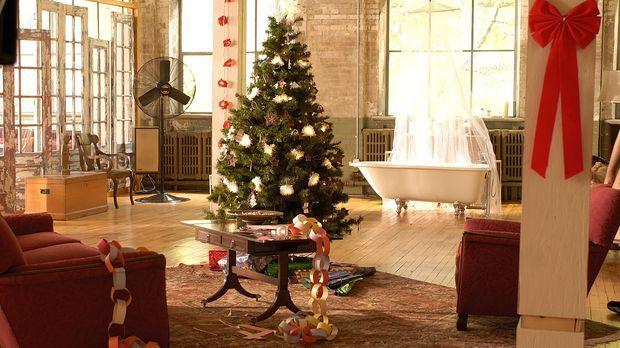Erst spät erkennt Griffin, dass er zu Weihnachten seiner eigenen Familie das...