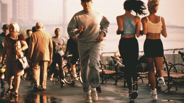 Porter (Warren Beatty, m.) braucht die Fitness dringend für seine zahlreichen...
