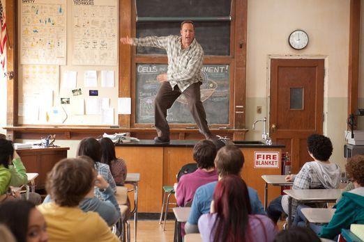Das Schwergewicht - Ein Lehrer, der noch daran glaubt, dass man für seine Sch...