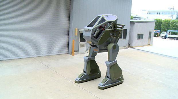 Top 3 verrückteste Roboter