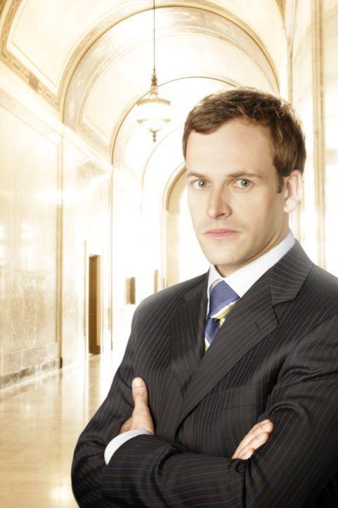 (1. Staffel) - Eli Stone (Jonny Lee Miller) leidet plötzlich unter Halluzinationen. Seine Kollegen halten ihn für verrückt, doch der Anwalt versucht... - Bildquelle: Disney - ABC International Television