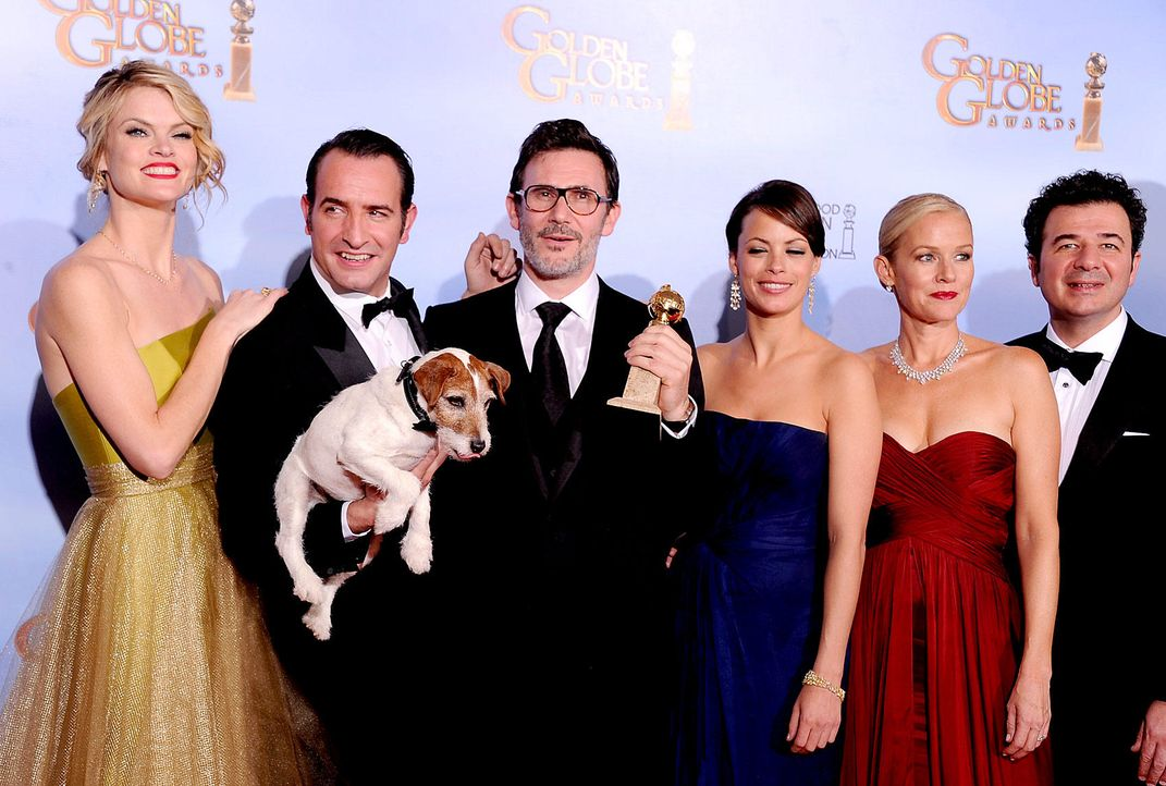 golden-globes-the-artist-12-01-15-afpjpg 1700 x 1146 - Bildquelle: AFP