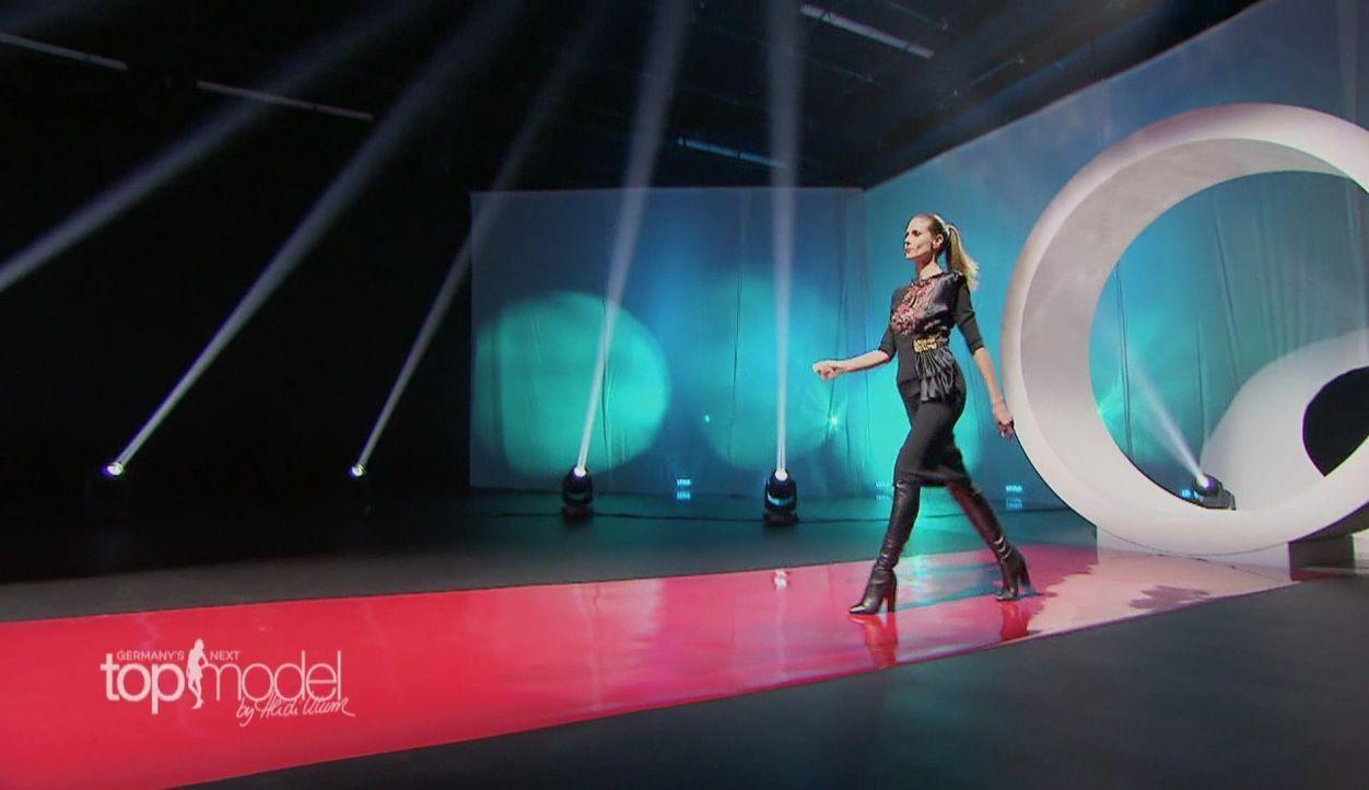 gntm-staffel12-episode16-2017-05-18-16h32m30s007 - Bildquelle: ProSieben