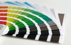 Farben-Schablone