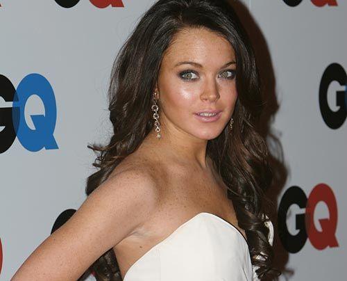 Galerie: Lindsay Lohan - Bildquelle: AFP