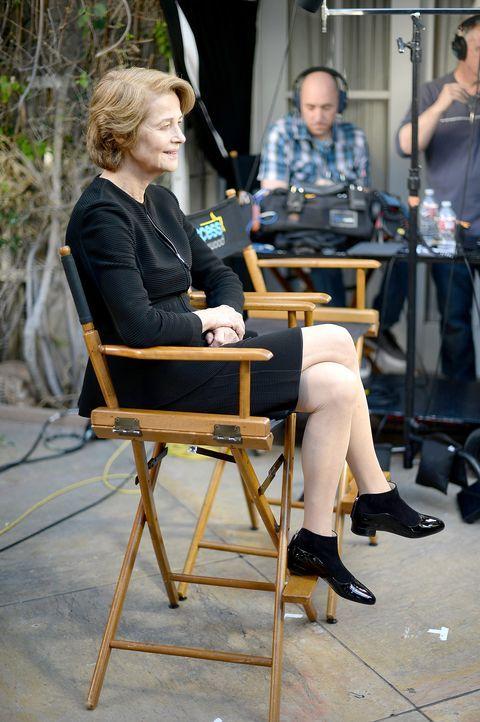 Oscar-Nominees-Luncheon-Charlotte-Rampling-160208-getty-AFP - Bildquelle: getty-AFP