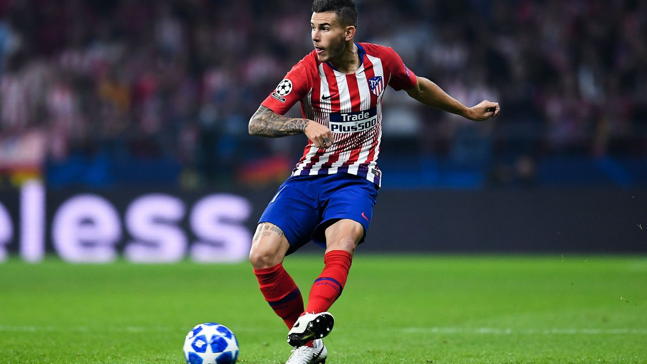 Lucas Hernandez (Atletico Madrid) - Bildquelle: 2018 Getty Images