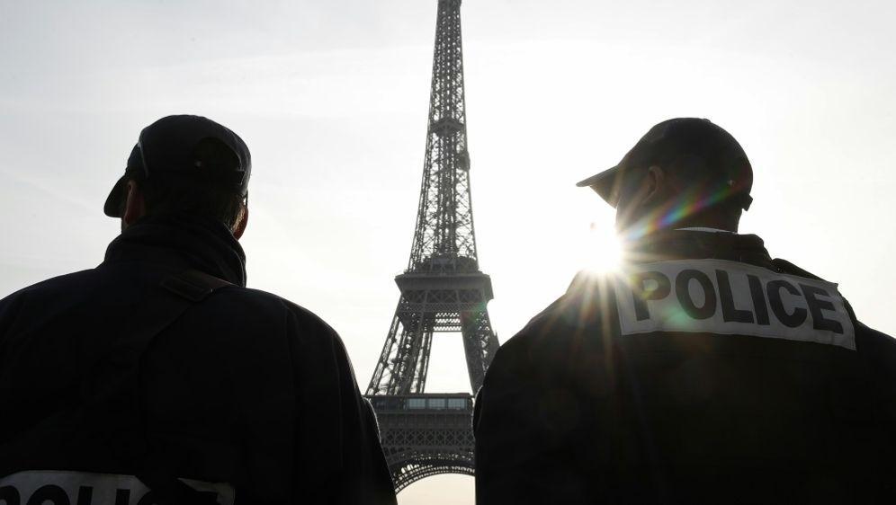 110.000 Polizisten sollen für Sicherheit sorgen - Bildquelle: POOLPOOLSIDCHRISTIAN HARTMANN