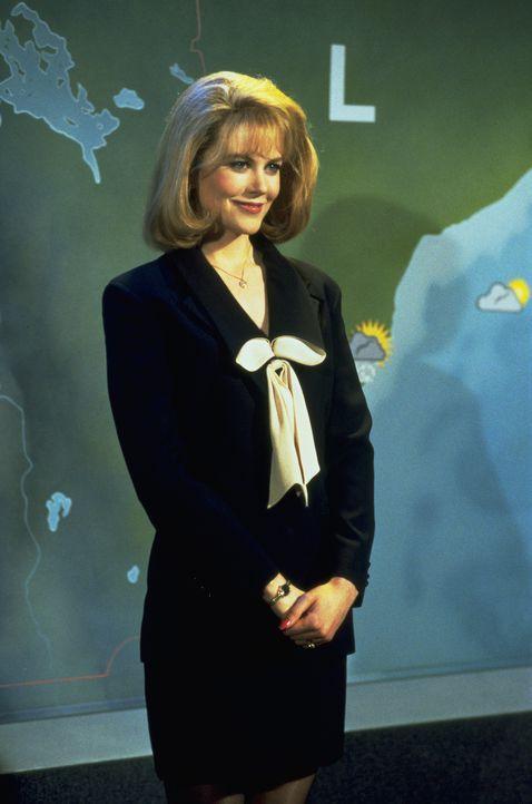 Suzanne Stone (Nicole Kidman) ist eine typische Kleinstadt-Frau aus der amerikanischen Mittelschicht. Bis sie Karriere als Wetterfee beim Lokalsende... - Bildquelle: Columbia Pictures