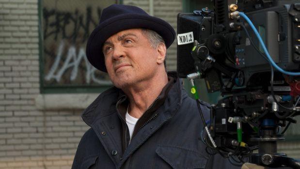 Die Stallone-Story - Das Leben von Sylvester Stallone ist geprägt von einigen...
