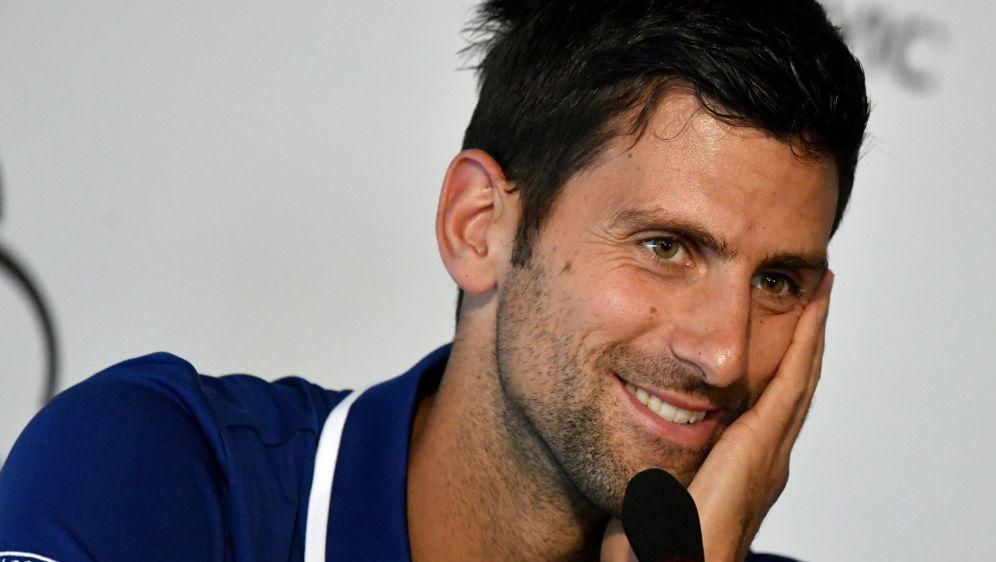 Babyglück im Hause Djokovic: Serbe zum zweiten Mal Vater - Bildquelle: POOLPOOLSIDANDREJ ISAKOVIC
