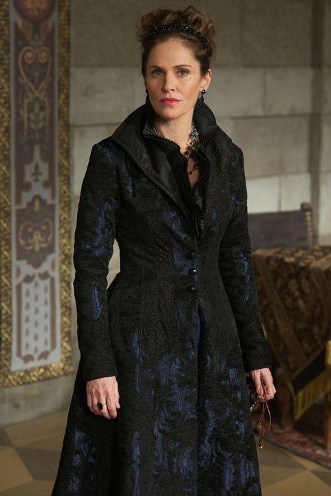Sie fordert von Mary so schnell wie möglich einen Thronfolger zu bekommen: Marys Mutter Marie de Guise (Amy Brenneman) ... - Bildquelle: Sven Frenzel 2014 The CW Network, LLC. All rights reserved.