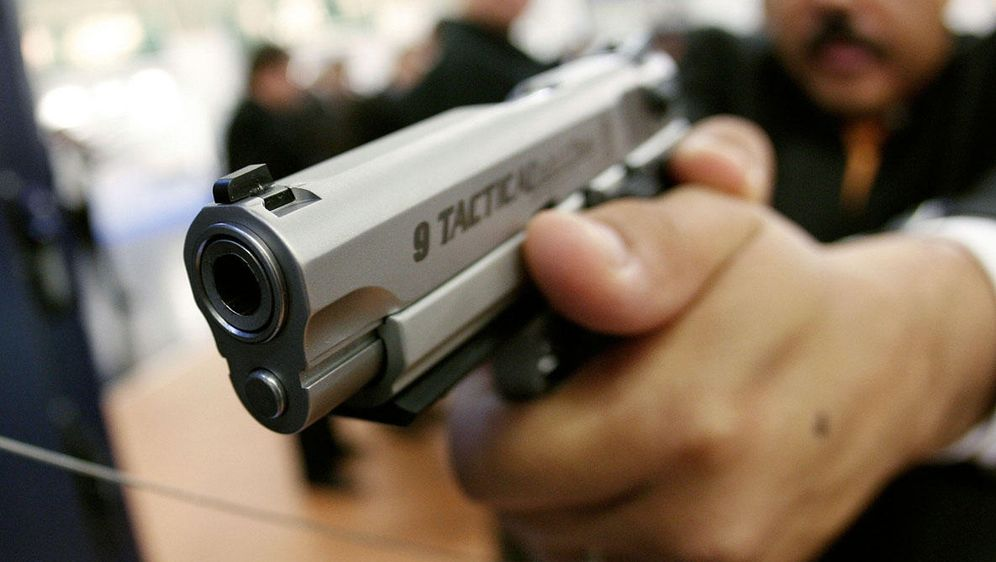 Waffenwahn in Texas - Bildquelle: DPA