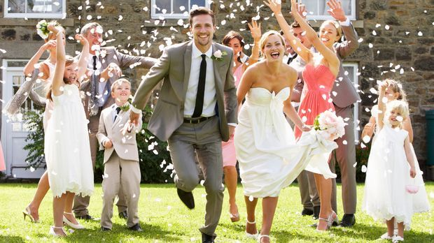 Lustige Spiele für die Hochzeit