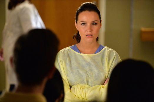 Grey's Anatomy - Kämpft für eine bessere Zukunft der obdachlosen Patientin Me...