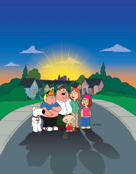 (8. Staffel) - Ein harmonisches Familienleben zu führen, ist nicht immer einfach. Vor allem, wenn permanent irgendwelche dummen Zufälle den häuslich... - Bildquelle: 2006-2007 Twentieth Century Fox Film Corporation. All rights reserved.