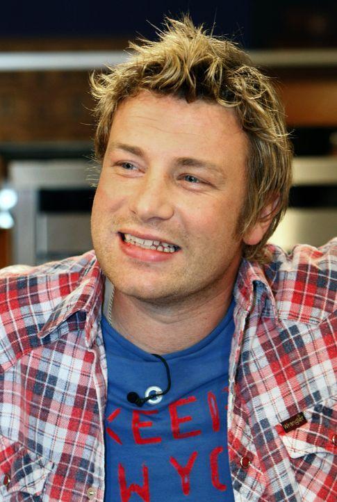 Jamie Oliver - Bildquelle: +++(c) dpa - Bildfunk+++ usage worldwide
