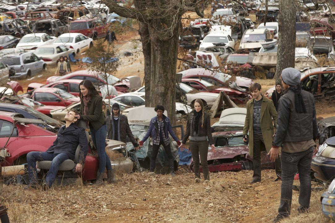 Die Traveller - Bildquelle: Warner Bros.Entertainment Inc.