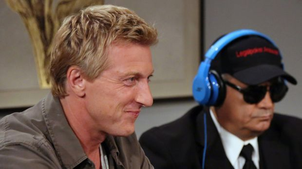 "Gaststar - William ""Billy"" Zabka"