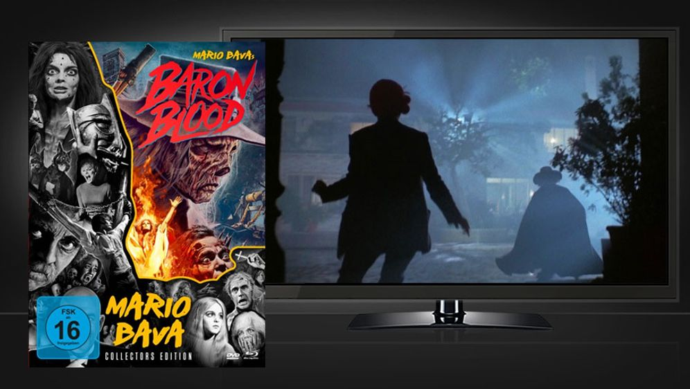 Baron Blood - Bildquelle: Koch Media
