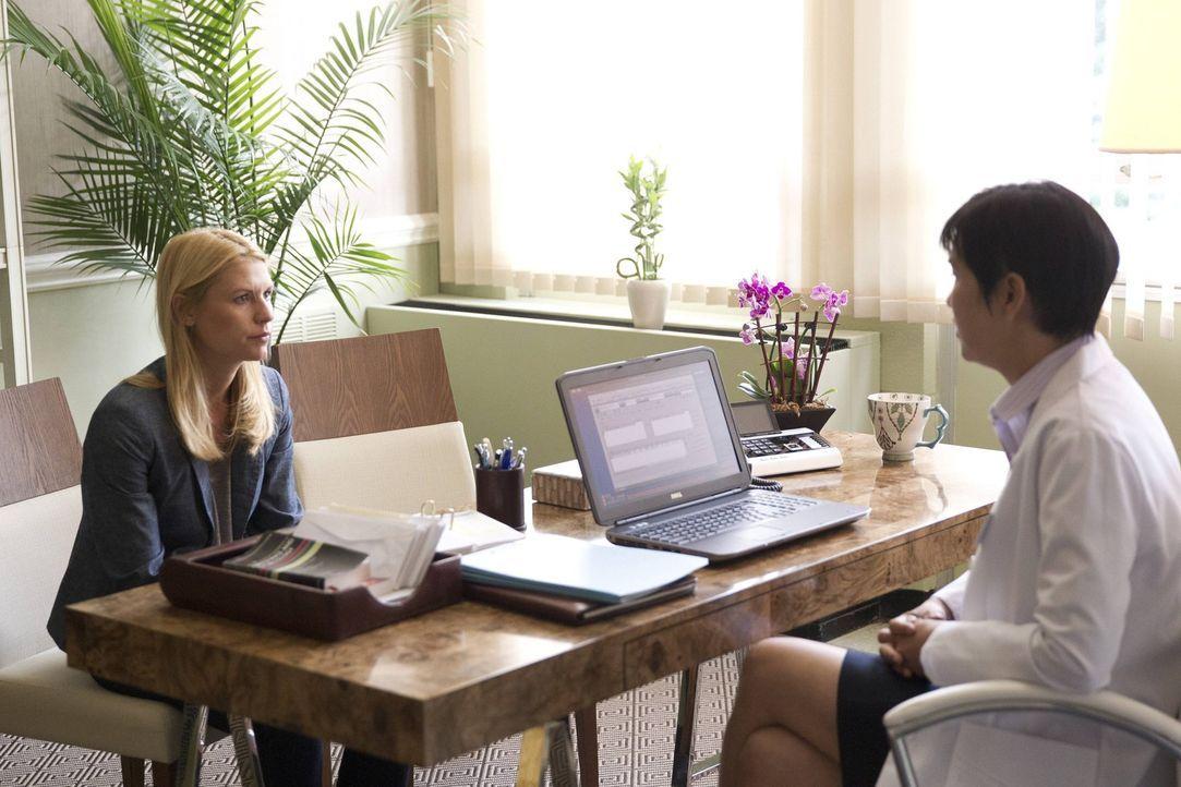 Muss sich mit ihrer ungeplanten Schwangerschaft auseinandersetzten: Carrie (Claire Danes, l.) ... - Bildquelle: 2013 Twentieth Century Fox Film Corporation. All rights reserved.