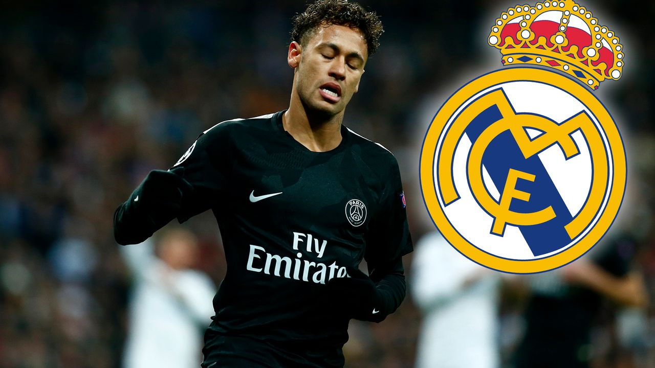 Domino-Szenario 2: Neymar zu Real Madrid - Bildquelle: 2018 Getty Images