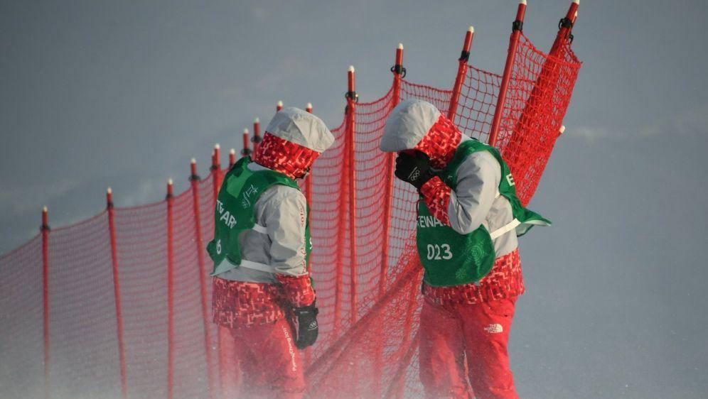 Olympic Park: OK stoppt alle Aktivitäten - Bildquelle: AFPSIDFABRICE COFFRINI