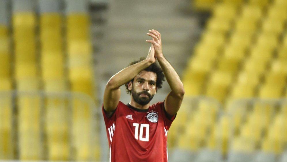 Schöner Treffer durch Mohamed Salah - Bildquelle: AFPSIDKHALED DESOUKI
