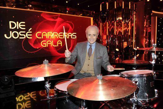 José Carreras Gala - José Carreras lädt am 14. Dezember 2016 internationale u...
