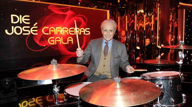 José Carreras lädt am 14. Dezember 2016 internationale und nationale Musik-Gr...