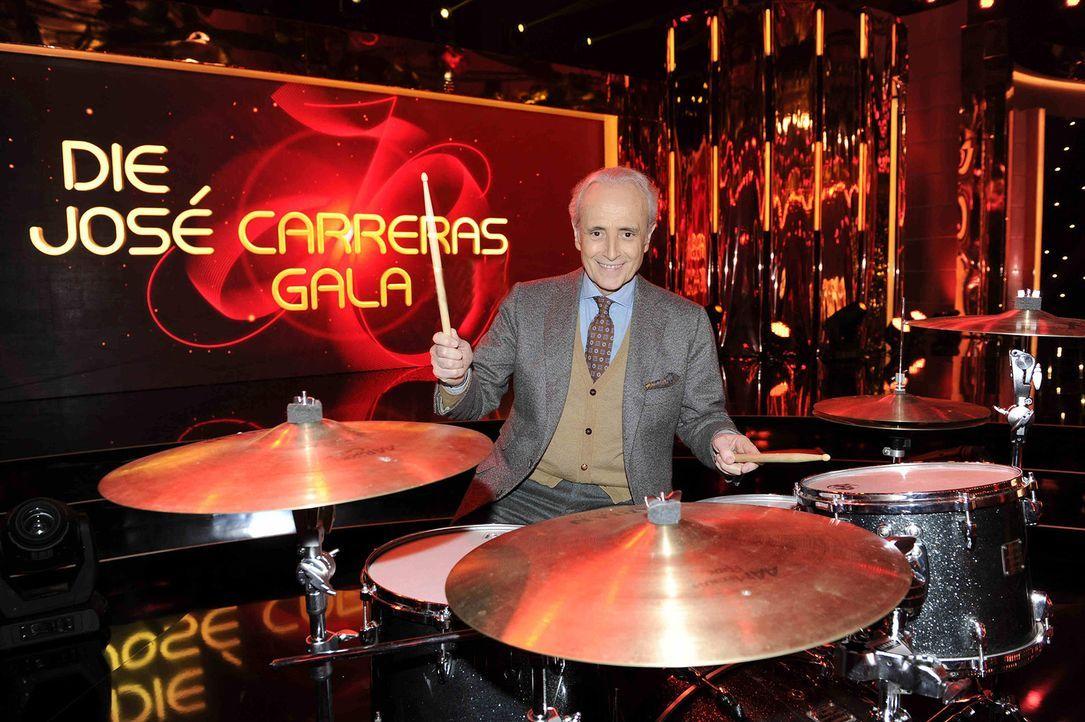 """José Carreras lädt am 14. Dezember 2016 internationale und nationale Musik-Größen in seine """"José Carreras Gala"""" ein. Zahlreiche Stars wie Placido Do... - Bildquelle: Michael Tinnenfeld SAT.1 GOLD/API"""