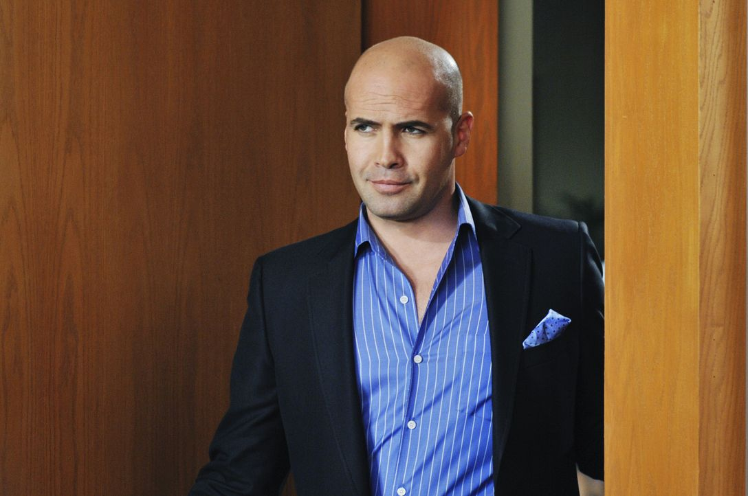 Samanthas neuer Arbeitgeber: Winston Funk (Billy Zane) - Bildquelle: 2008 American Broadcasting Companies, Inc. All rights reserved.