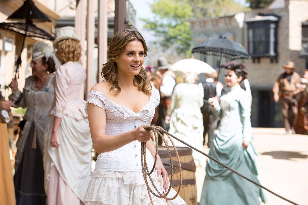 Ermittelt in einem neuen Fall: Beckett (Stana Katic) ... - Bildquelle: ABC Studios