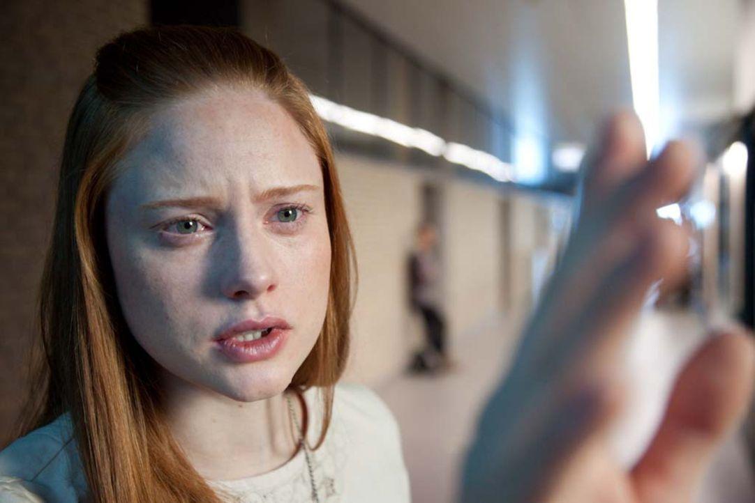 Medium Morgan (Barbara Meier) kommt einem mörderischen Geheimnis auf die Spur ... - Bildquelle: ProSieben