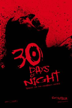 30 Days of Night - 30 DAYS OF NIGHT - Plakatmotiv - Bildquelle: 2007 Columbia...