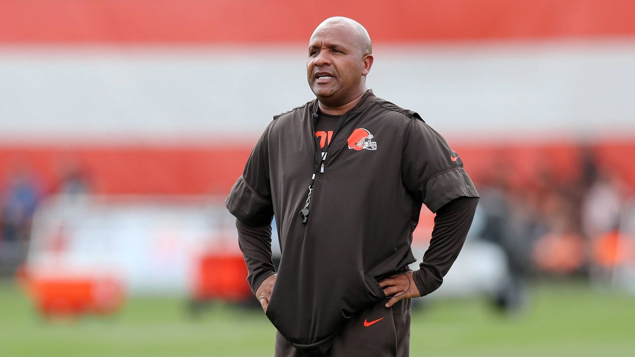 2. Hue Jackson (Cleveland Browns) - Bildquelle: imago/Icon SMI