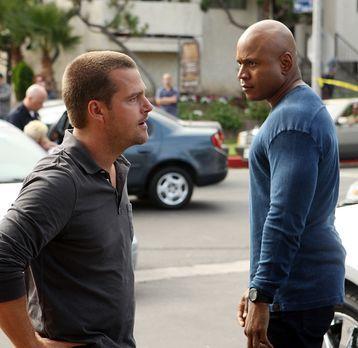 Navy CIS: L.A. - Special Agent Dan Williams vom NCIS wird von einem Killer-Ko...