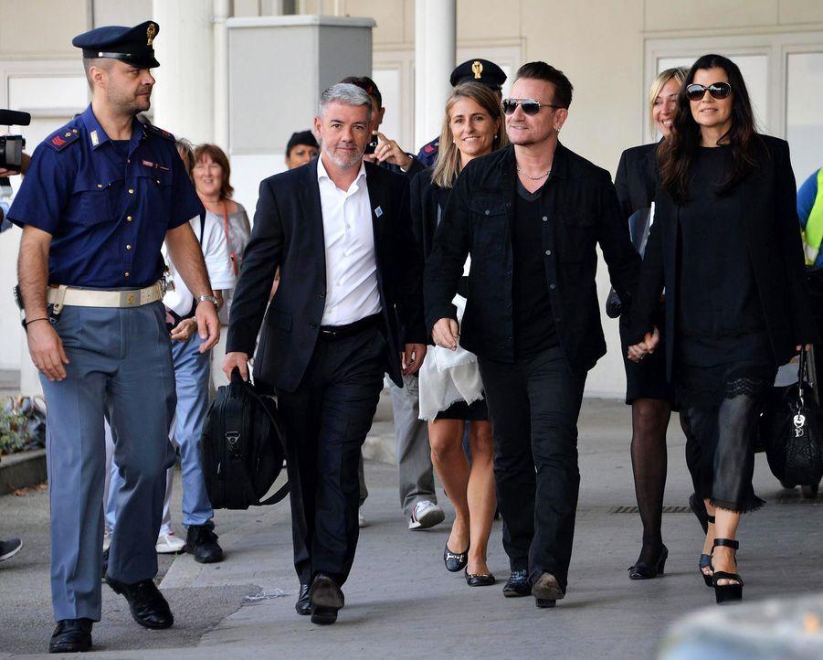 Bono-14-09-27-dpa - Bildquelle: dpa