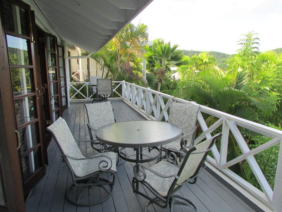 Da Corinne Farinola und Patrick Kralik sich in St. Croix kennen und lieben gelernt haben, möchten sie nun in diesem Paradies ein gemeinsames Haus ka... - Bildquelle: 2013, HGTV/Scripps Networks, LLC. All Rights Reserved.