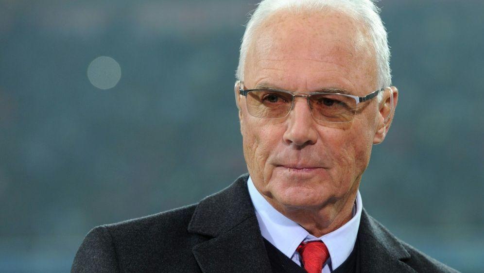 Franz Beckenbauer - Bildquelle: AFPSIDCHRISTOF STACHE