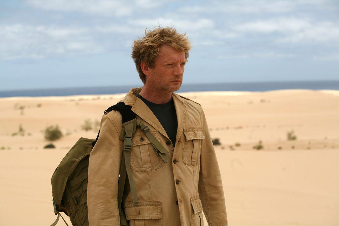 Versucht Taylor zu retten: Cutter (Douglas Henshall) ... - Bildquelle: ITV Plc
