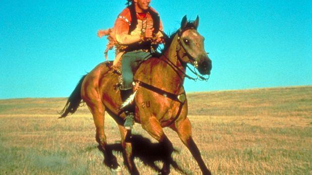 Nach anfänglichem Misstrauen erkennen die Sioux die Aufrichtigkeit des Nordst...