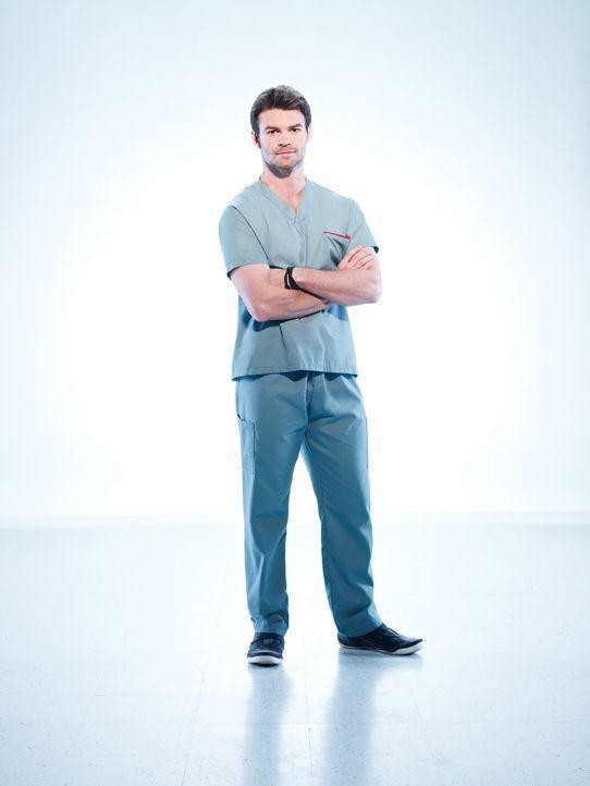 (1. Staffel) - Gegenüber seinen Patienten ist Dr. Joel Goran (Daniel Gillies) emotional distanziert ... - Bildquelle: 2012  Hope Zee One Inc.